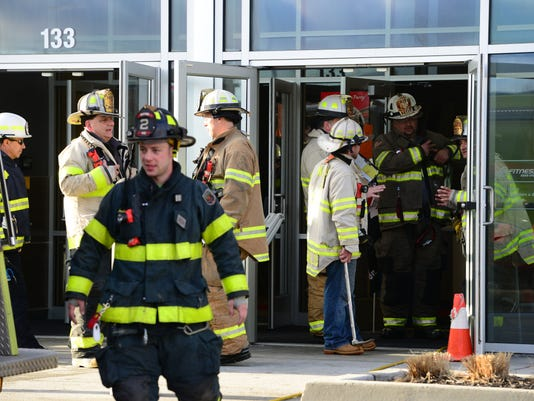Fire at 24 Hour Fitness
