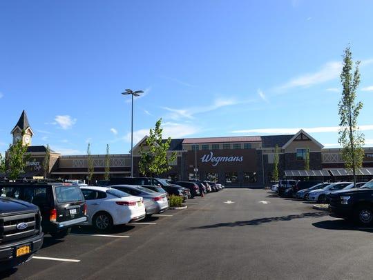 Wegmans opened in Montvale in 2017
