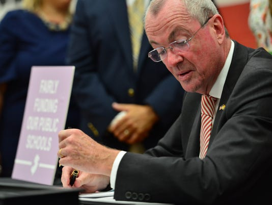 NJ Gov. Murphy signs school funding bill