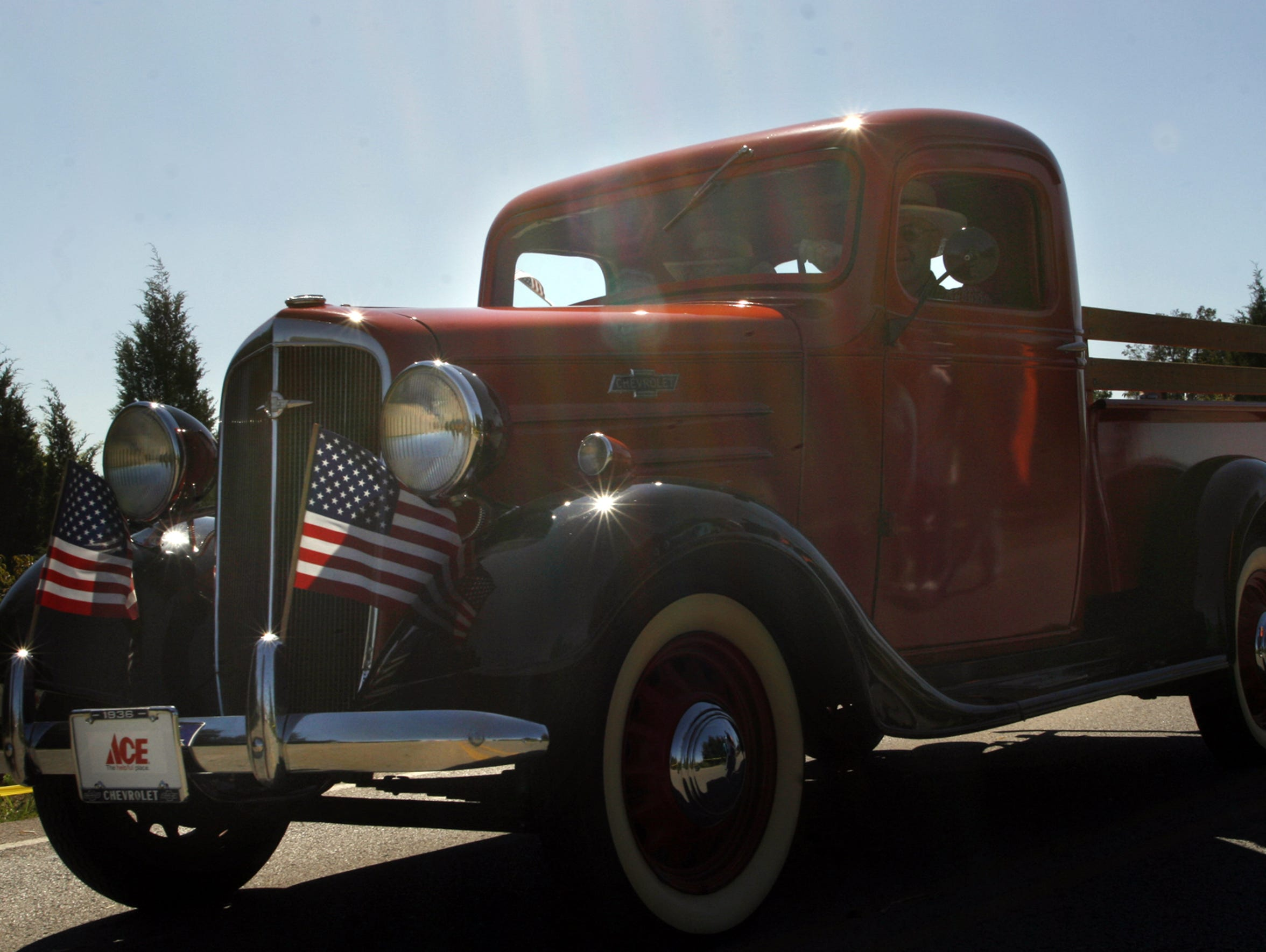 Old Timers' Festival includes a parade that will kick