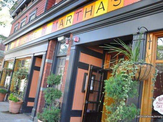 George + Martha's American Grill.