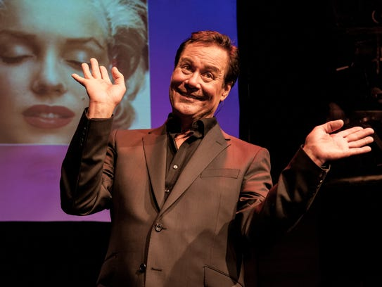 Chris Lemmon hams it up in a scene from the new version