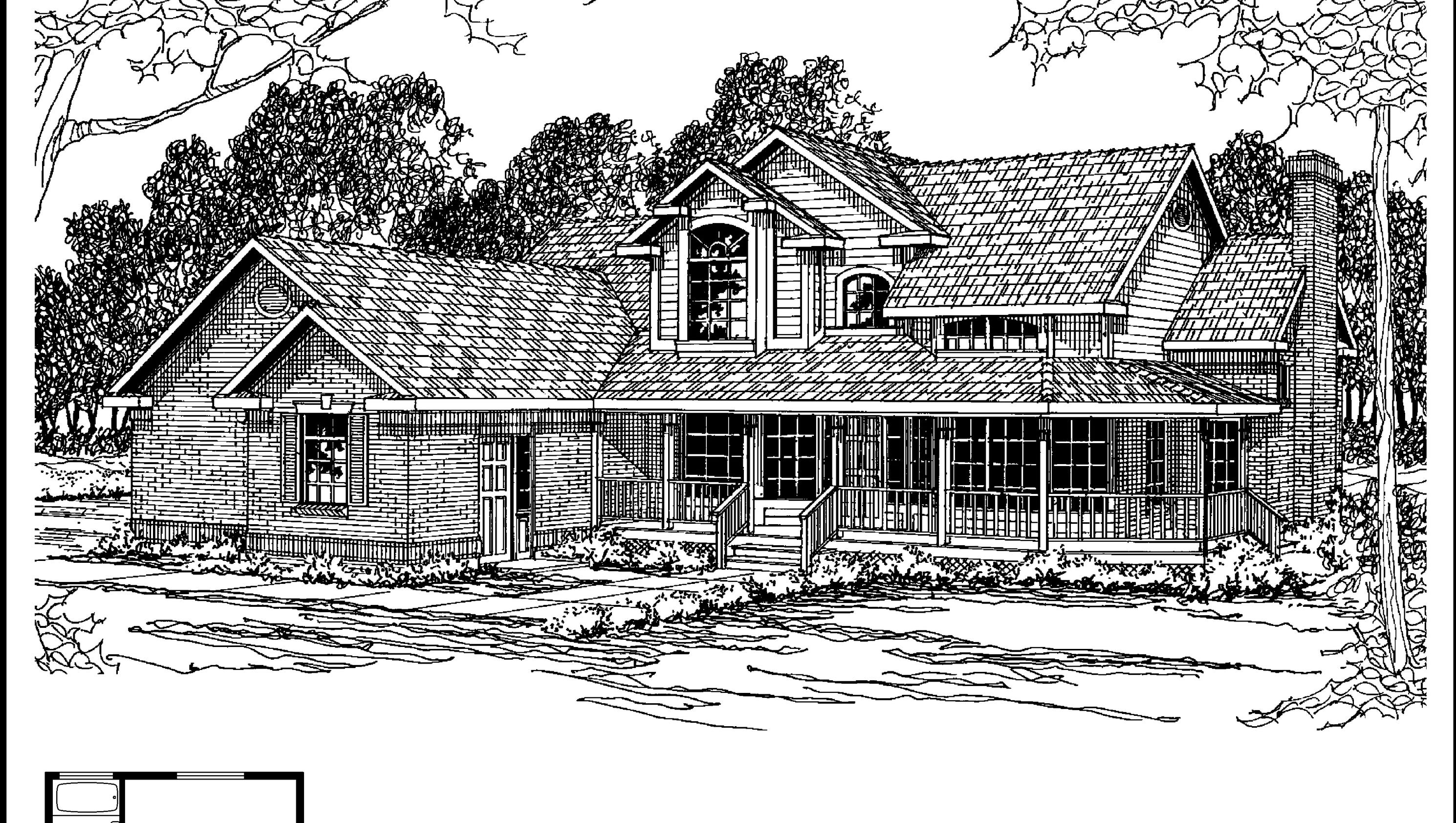Charleston house plan for Charleston home plans