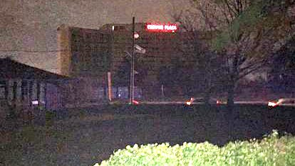 A fatal crash on Route 70 in Cherry Hill cut power to the Crowne Plaza hotel and the surrounding area on Christmas Eve.
