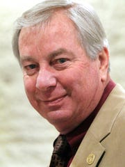 Sen. Jim Tomes, R-Wadesville