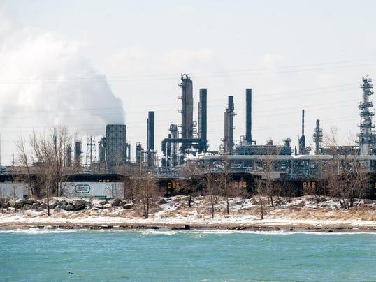 BP Whiting-Oil Spill