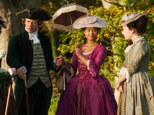 Film Review Belle