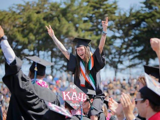 CSUMB graduation