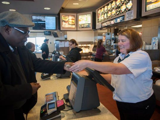 Williamstown McDonald's manager: 'It's like a second family'