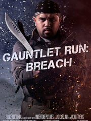 "Jyo Carolino's ""Gauntlet Run: Breach"" is among the"