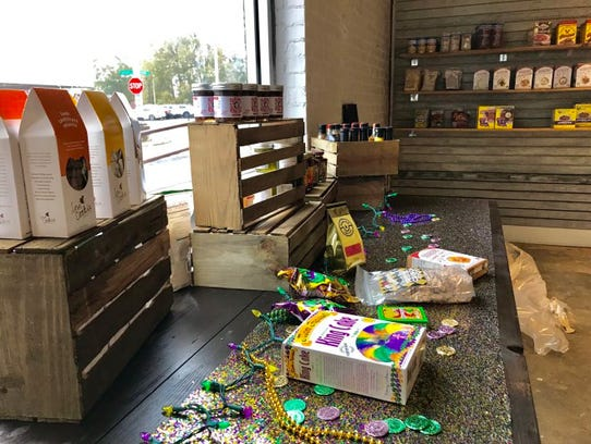Cajun Crate is moving into a physical location at 403B