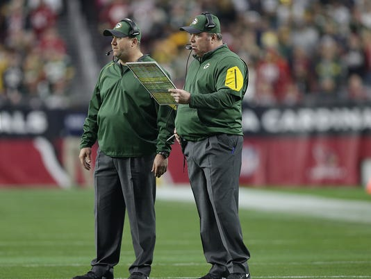 Mike McCarthy, Alex Van Pelt