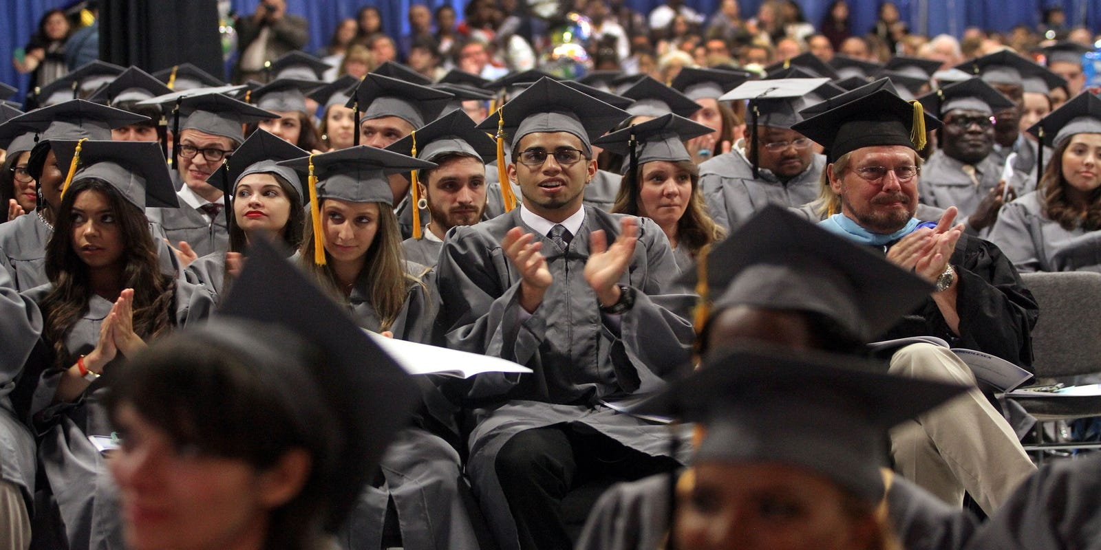 Andrea Suarez Segade middlesex county college holds 48th annual commencement