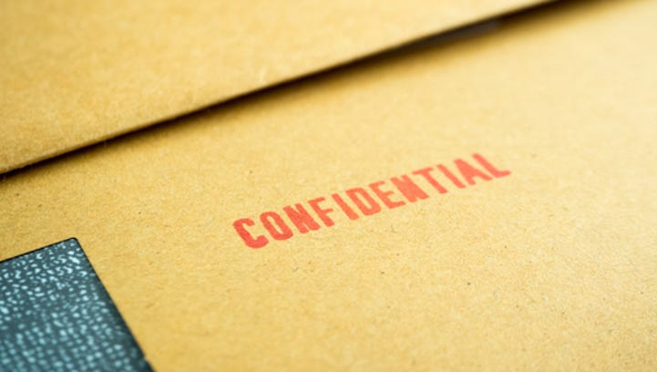 Some using Arizona's 'confidentiality' program find they can't hide