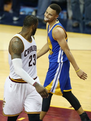 It's worth remembering that a year ago the Warriors were the best team in history - 73 wins in the regular season and a 3-1 lead in the Finals against the Cavs before it all fell apart.