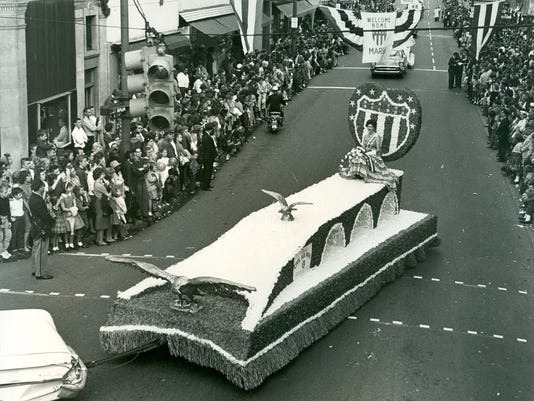 Welcome Home Maria (Beale Fletcher Miss America 1962) parade from Jim Coman .jpg