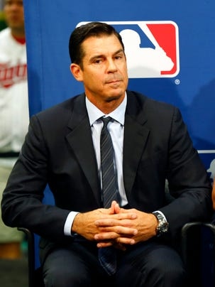 Former major league outfielder Billy Bean helped counsel