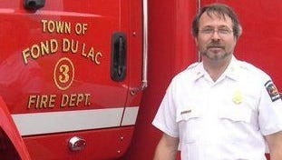 Dean Birschbach is the new fire chief of the Town of Fond du Lac Volunteer Fire Department.