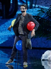 Mime/comedian Tape Face, an 'America's Got Talent'