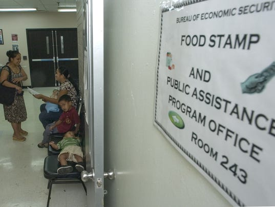 Guam Public Health Food Stamp