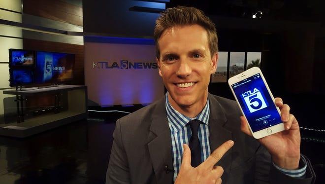 KTLA-TV tech reporter Rich Demuro is a guest for our #talkingtechLIVE podcast.