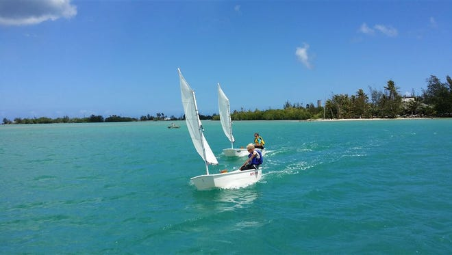 Children and teens ages 10 and up can learn to sail with the Marianas Yacht Club Summer 2016 Youth Sailing Program.