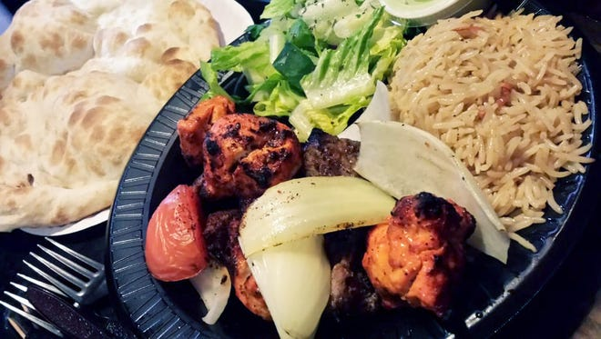 Maiwand Kabob will feature several kabob dishes during its run at Taste Test in York.