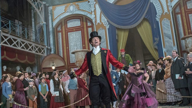 """The Greatest Showman"" is musical telling of the story of P.T. Barnum."