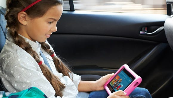 Keep kids entertained during the long holiday road
