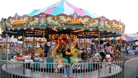 Groton Olde Home Days will feature the Playland Amusements Carnival and its carousel.