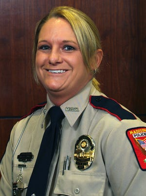 Officer Alecia Yount