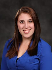 Katie Cronmiller, president of the UWSP Student Government