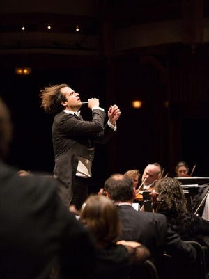 Conductor Darko Butorac kicks off the TSO's 35th season on Saturday in Rudy Diamond Concert Hall.
