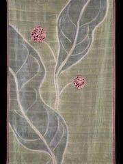 """""""Milkweed,"""" by Susan Moran."""
