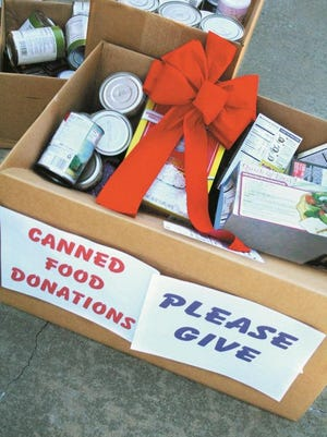 From 9 a.m. to 3 p.m. on Nov. 21, the Prince Henry Society of Fall River will hold its annual food drive to benefit food pantries and soup kitchens in the Greater Fall River area at Portugália Marketplace and Seabra Foods Supermarket in Fall River.