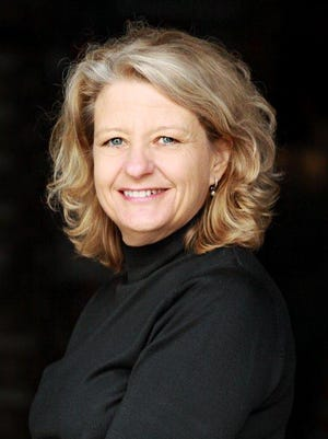 Roseanne Stone, chairperson of the Community Foundation for the Land of Lincoln's board of directors.