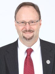 3rd Ward Ontario City Councilman Mark Weidemyre is stepping down from his position at the end of the year.
