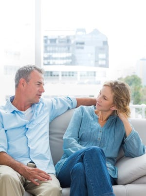 Good communication is key to a healthy relationship, say therapists.