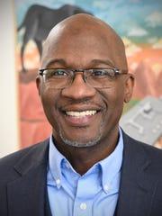 Al Johnson, McKinley Area Learning Center principal.