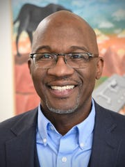 Apollo High School Principal Al Johnson