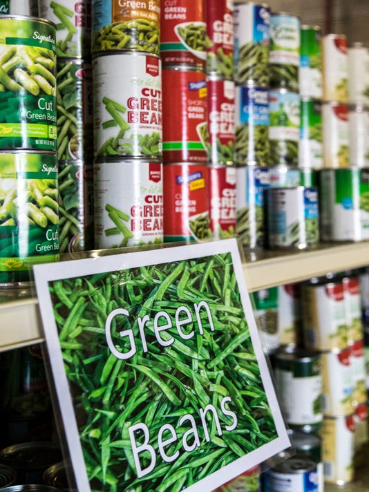 Second Harvest Food Bank Opens Monthly Market