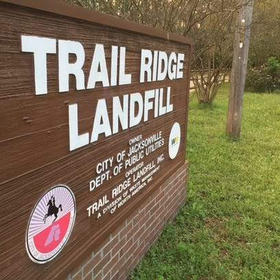Trail Ridge Landfill, where operators say JSO has been