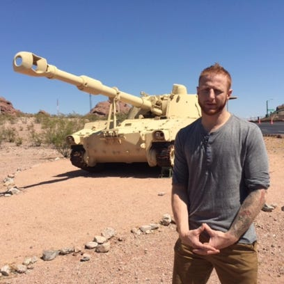 Kyle Stewart, a veteran, couldn't enlist in the Arizona