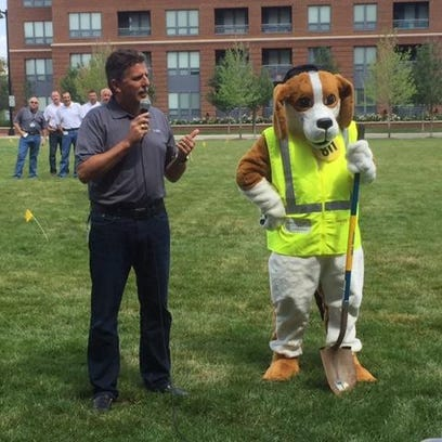 Digger Dog was introduced in August as Columbia Gas'