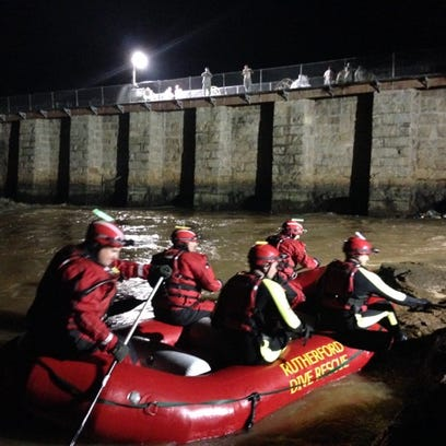 Murfreesboro Fire and Rescue teams helped evacuate