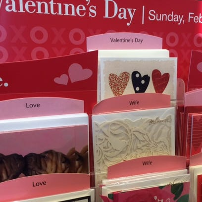 Valentine's Day: Don't get caught empty-handed