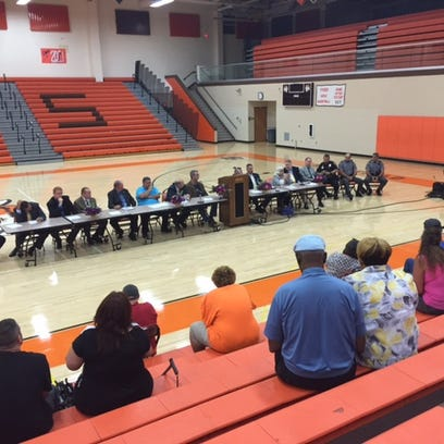 Richland Stands United held a panel discussion and