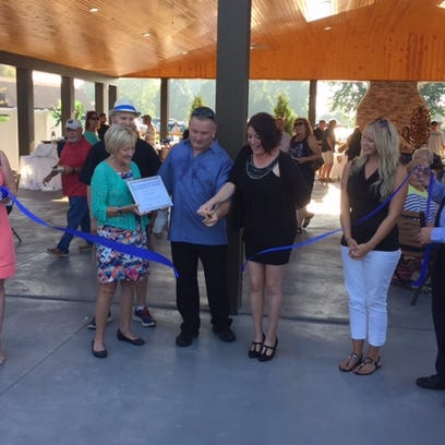 The Crow's Nest celebrates the opening of its new pavilion
