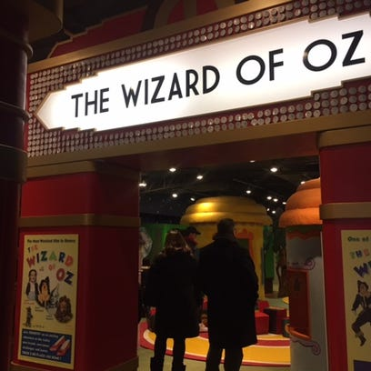 The Wizard of Oz Educational Exhibit in Columbus, Ohio