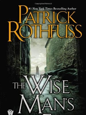 """The Wise Man's Fear,"" by Patrick Rothfuss."